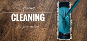 2015 Spring Cleaning for Your WordPress Website
