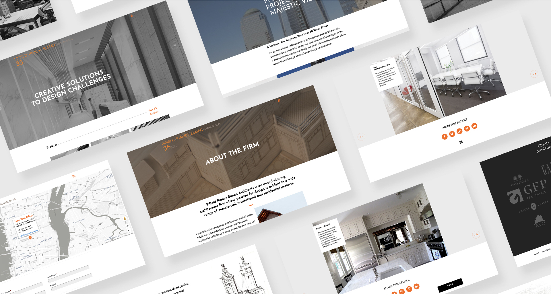 FPE Architects Mics Screenshots