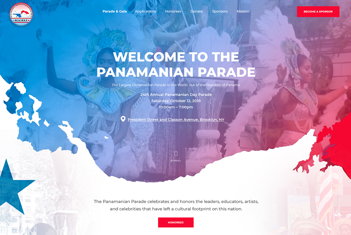 Panamanian Parade