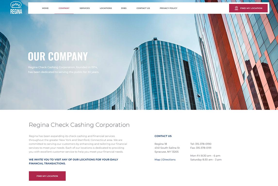 Regina Financial Services